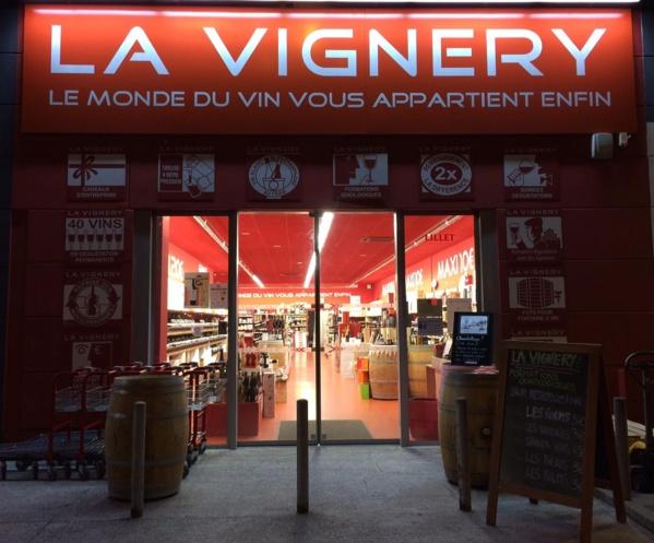 """""""La Vignery - Caviste d'un nouveau genre"""""""