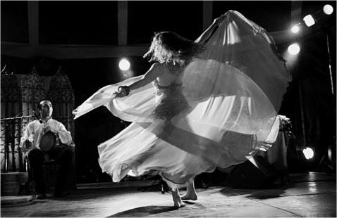 nouveau à Gaillan - Médoc : cours de danse orientale rentrée 2013