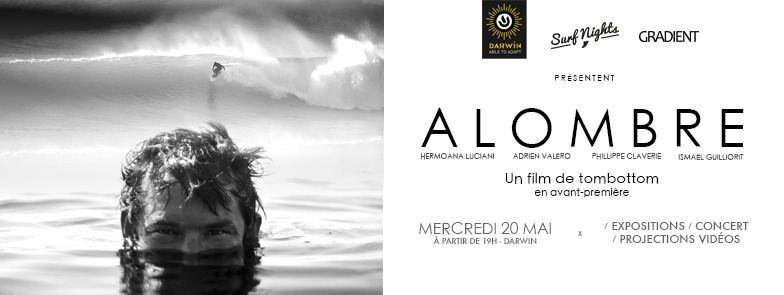 Avant-première ALOMBRE @ Darwin (Bordeaux) mercredi 20 mai a 19:00H