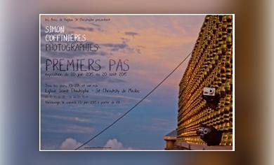 """Exposition photo  """"Premier Pas"""""""