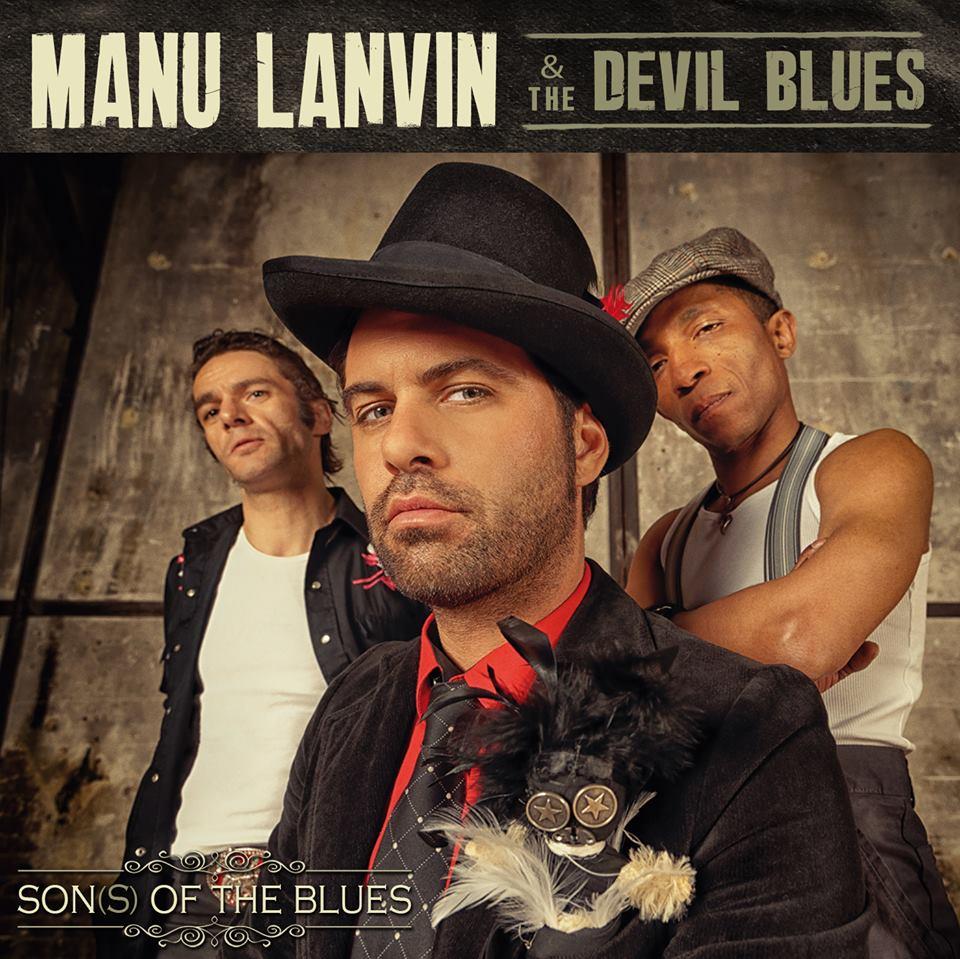 Concert Manu Lanvin Le 26 AOUT 2015 AU BAMBOU BAR  21H30 MONTALIVET