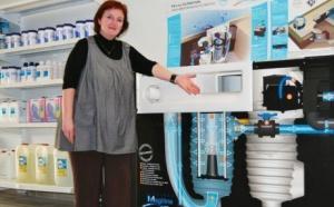 Une nouvelle entreprise de construction de piscine et vente de produit a Gaillan