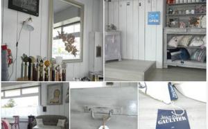 Ouverture le  6 septembre de l'Atelier Anaïs Déco Tapissier-décorateur A Gaillan en Médoc . .