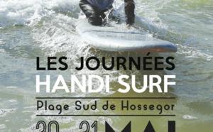 Les Journées Handi Surf à Hossegor
