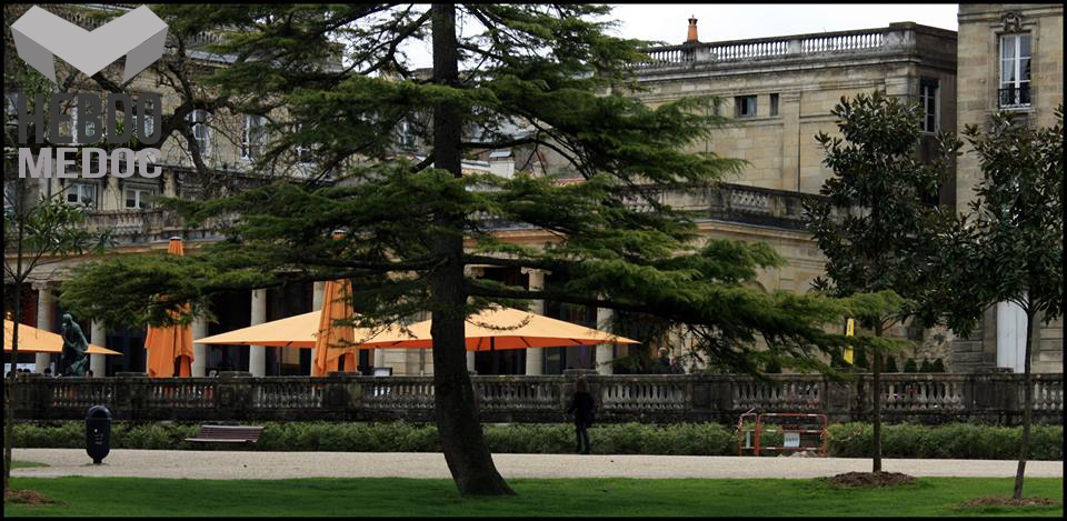 Orangerie Jardin Public Bordeaux